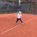 Dětský tenisový turnaj v Písnici